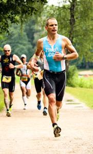 Jan Raphael - Triathlon Ingolstadt 2012