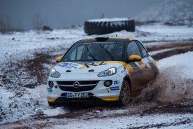 Auto mit Siegergen: Die zweite Saison des ADAC Opel Rallye Junior Teams mit dem ADAM R2 soll genauso erfolgreich sein wie die erste