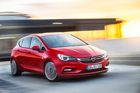 Augenweide: Der neue Opel Astra macht mit seinem leichten, athletischen Auftritt auf sich aufmerksam