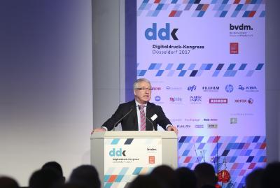 Dr. Paul Albert Deimel, Hauptgeschäftsführer bvdm