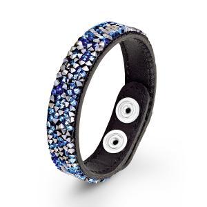 s.Oliver JEWEL Swarovski Armband Blau