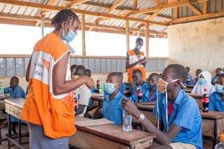 Zunahme von Missbrauch an Mädchen und Jungen während der Coronapandemie in Afrika  Kinderschutzbündnis legt Zwischenbericht vor