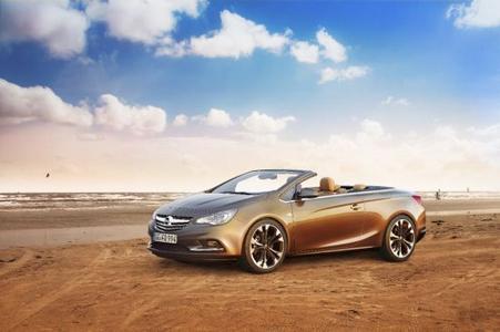 Der neue Opel Cascada ist ab sofort zu Preisen ab 25.945 Euro (UPE inkl. MwSt. in Deutschland) bestellbar. Anfang März feiert das knapp 4,70 lange elegante Cabriolet auf dem Genfer Automobilsalon Weltpremiere; zu den Händlern rollt der klassische Viersitzer mit gestreckter Silhouette und aufwändig verarbeitetem Qualitäts-Textilverdeck im April