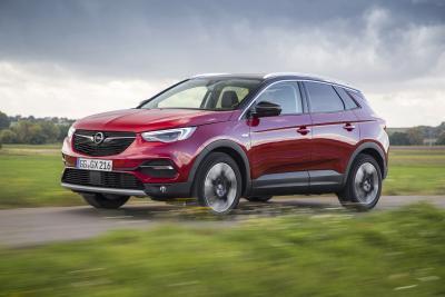 Die Opel Gewerbe-Offensive