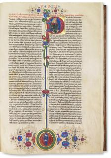 € 1 Million for Bible from Gutenberg-Press