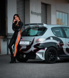 Peugeot 206 Karizzma Black