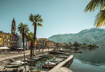 Ascona © Switzerland Tourism / Ivo Scholz