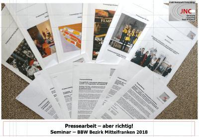 Seminar BBW Nürnberg
