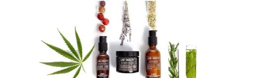 CBD Skincare von Lab to Beauty