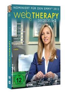 WEB THERAPY - Season 1 + 2 der US-Erfolgsserie ab 28. März auf DVD