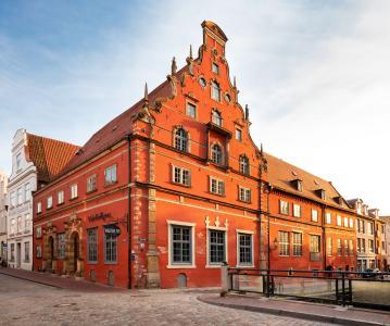 Stadtgeschichtliches Museum-Wismar; Foto: TZ Wismar/Christop Meyer
