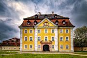 Hammerschloss Theuern mit Bergbaumuseum (Foto: Jana Müller)