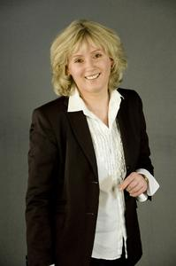 Brunhilde Fischer, Geschäftsführerin Unternehmermanufaktur