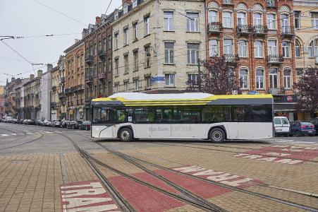 """In Polen gehört der """"antimikrobielle"""" Solaris-Bus bereits zum Stadtbild / Bild: Solaris."""
