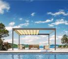Outdoor-Living Pavillon BAVONA