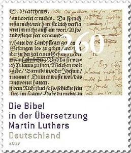 Sonderpostwertzeichen / © Deutsche Post AG