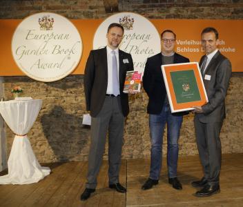 2. Platz European Garden Book Award 2017