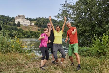 Verbindet Kultur und Spaß: Urlaub im Regensburger Land