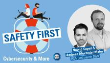"TÜV SÜD-Podcast ""Safety First"": Themen der RSA Conference 2020"