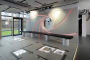 Der Themenraum Wärmepumpe im STIEBEL ELTRON-Energy-Campus in Holzminden
