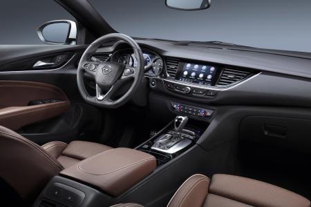 Opel-Infotainment der Zukunft: Im Insignia feiern die Infotainment-Systeme der nächsten Generation – Multimedia Radio und Multimedia Navi Pro – Premiere