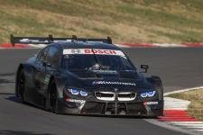 BMW M Motorsport absolviert in Vallelunga intensives Testprogramm mit dem BMW M4 DTM