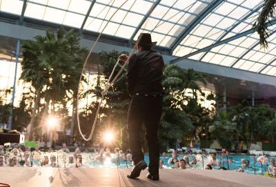 Preisgekrönte Western-Show mit Francesco Martini