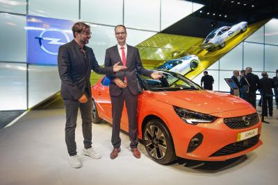 """Opel Goes Electric"": CEO Michael Lohscheller Announces Next Steps in Opel Electro-Offensive at IAA"