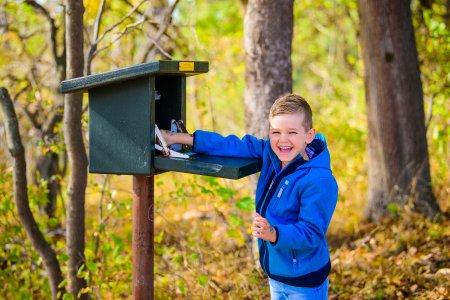 Wander-Motivation für Kinder: Stempel sammeln mit der Harzer Wandernadel