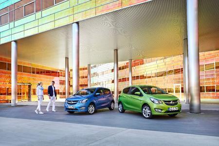 Der neue Opel KARL: Klein, fein, einfach klasse / Foto: Adam Opel AG