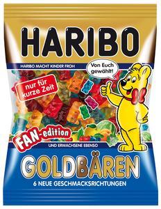 Blaue HARIBO GOLDBÄREN endlich erhältlich!