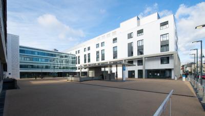 Klinikum DA Neubau