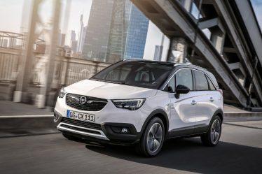 Raumwunder: Der Opel Crossland X verbindet Lifestyle und Praktikabilität