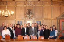 Besuch im Rathaus Rottweil