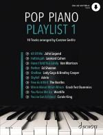 Schott ED23478 Pop Piano Playlist 1