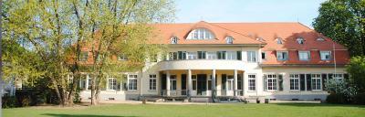 Haupthaus Schulzentrum Marienhöhe Darmstadt
