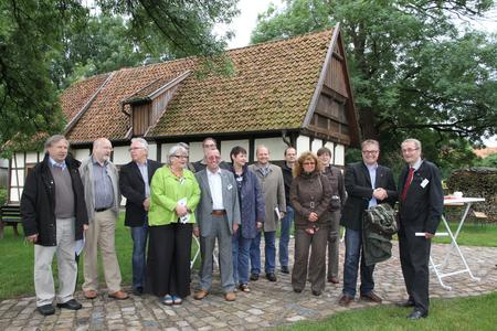 Unser Dorf hat Zukunft 2011 Jury in Otze