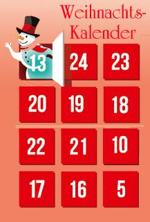 Heute eröffnen wir bei der www.Leseschau.de den Kalender.
