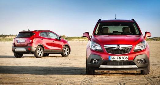 """Opel baut nicht nur begehrenswerte, sondern auch vielseitige, praktische und preiswerte, kurz: vernünftige Autos. Das bestätigten jetzt wieder die Leser des Verbrauchermagazins """"Guter Rat"""" und der Zeitschrift """"Superillu"""". Sie kürten den neuen SUV Mokka vor zwölf Konkurrenten in der Kategorie Kombi/Van zum """"Auto der Vernunft 2013"""""""