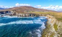 Unberührte Natur auf Achill Island