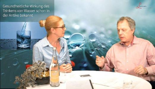Ursula Maria Lang M.A. und Dr. Manfred Kubny im Interview