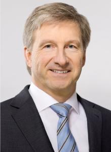 Prof. Dr.-Ing. Axel Stepken, Vorsitzender des Vorstands der TÜV SÜD AG