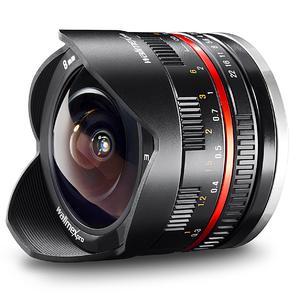Das neue walimex pro 8/2,8 Fisheye für Sony E-Mount- und Samsung NX-Kameras