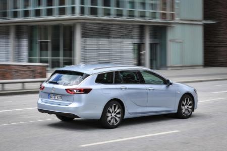Neuer Opel Insignia bereits mehr als 50.000 Mal bestellt