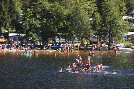 Titisee Badespaß amCampingplatz