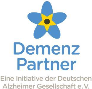 """""""Demenz Partner"""" Logo"""