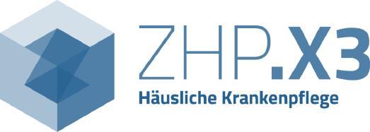 SBK setzt auf ZHP.X3 Häusliche Krankenpflege