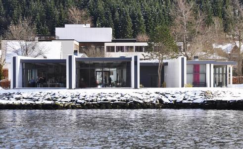 Skandinavische Inspiration: An der Westküste Norwegens hab...