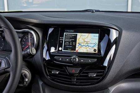 Opel KARL Interior