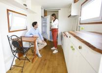 Tiny House-Community trifft sich in Karlsruhe